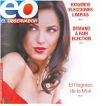 portada de la revista eo