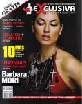 portada de revista barbara mori