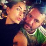 Barbara Mori y Pablo Romero 2