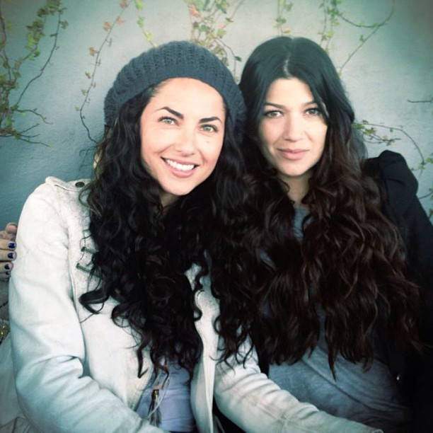 Barbara Mori y Victoria Diaz