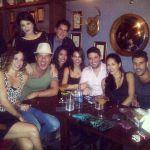 Barbara Mori y amigos